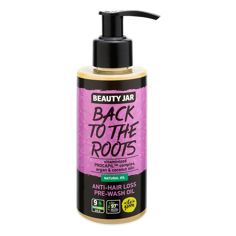 Back To The Roots Oil