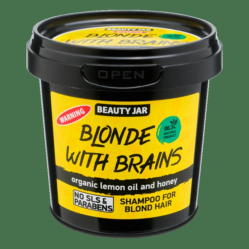 Blonde With Brains Shampoo