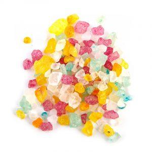 Confetti crystals