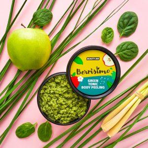 Berrisimo green tonic peeling 1080px